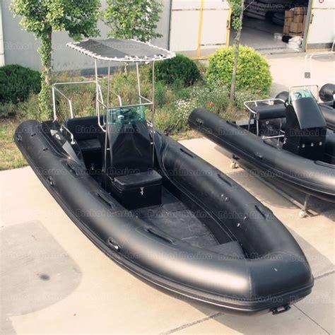zwarte rib boot al zwarte boot van ce de boot van de rib van 5 8m de