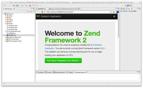 Zend Framework 2 Layout Footer | desenvolvimento web com software livre 233 poss 237 vel