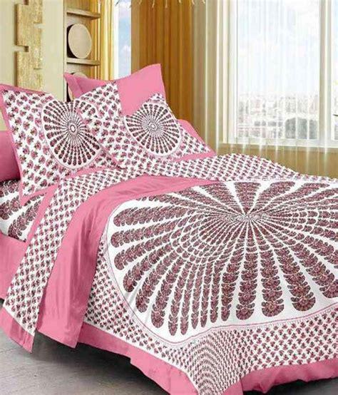 premium printable fabric sheets australia buy sanganeri printed bed sheet from kismat collection