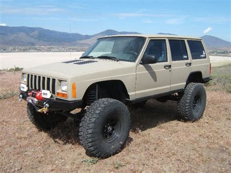 desert tan jeep liberty desert tan paint job 100 jeep build pinterest flats