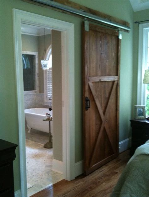 Barn Door Wood Interior Door Reclaimed Wood Home Decor Interior Barn Doors For Homes