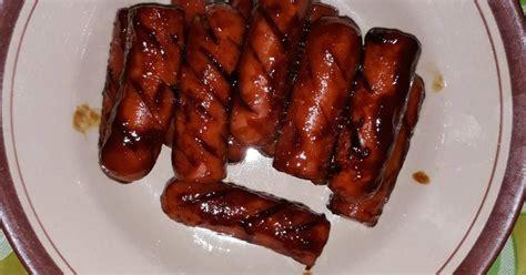 resep bumbu bakar sosis enak  sederhana cookpad