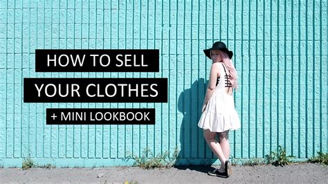 Sell Your Wardrobe by How To Sell Your Clothes Make Money Fast Mini Lookbook