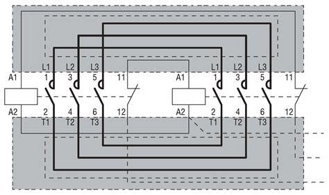 diagrams 576535 reversing contactor wiring diagram how