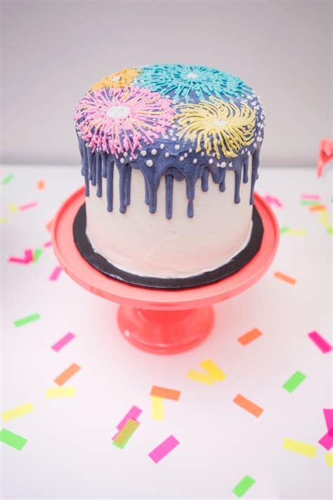 new year firework cake kara s ideas quot it s 12 o clock somewhere quot neon new