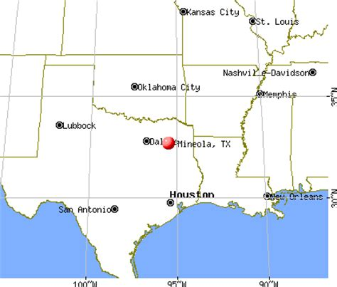 mineola texas map mineola texas tx 75773 profile population maps real estate averages homes statistics