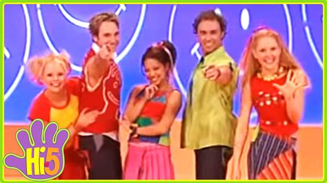 high five eng 5 ready or not hi 5 season 5 song of the week kids songs youtube