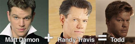 Todd Breaking Bad Meme - matt damon randy travis todd from breaking bad meme guy