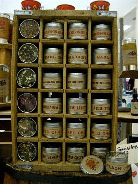 Leaf Tea Shelf best 25 tea display ideas on