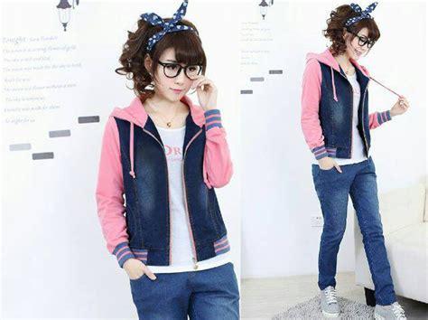 Jaket Chery Combi Babyterry Murah jual jaket chery combi babyterry pink di lapak nadira shop nadira shop
