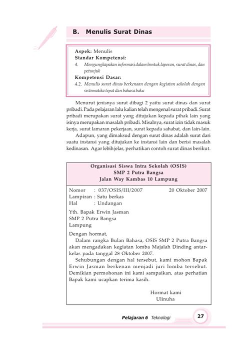 kelas viii smp bahasa indonesia maryati