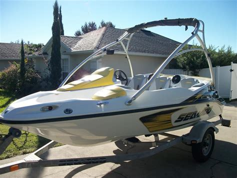 seadoo boat dealer sea doo speedster 150 boat for sale from usa