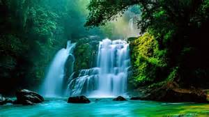tropical waterfall backgrounds important wallpapers