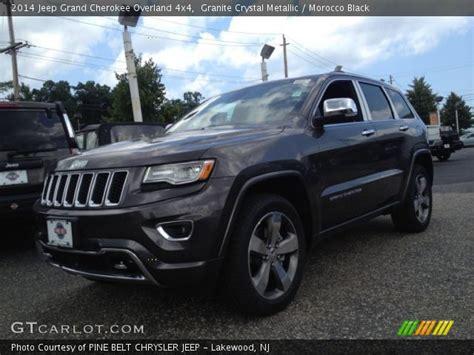 granite metallic 2014 jeep grand