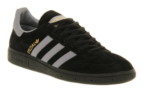 adidas spezial black tech grey  black  men lyst