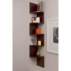 Corner Bookshelves Target Large Corner Shelf Target