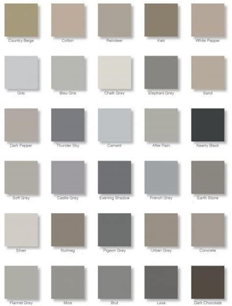 19 best images about masonry paint colours on olives satin and