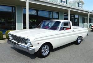 Ford Falcon Truck 1964 Ford Falcon Ranchero Up