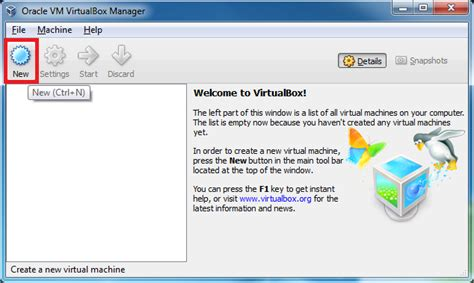 tutorial oracle vm virtualbox manager software guides and tutorials how to set up windows xp in