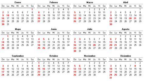 Calendario Ano 2000 Calendario 2000 Enlacetotal