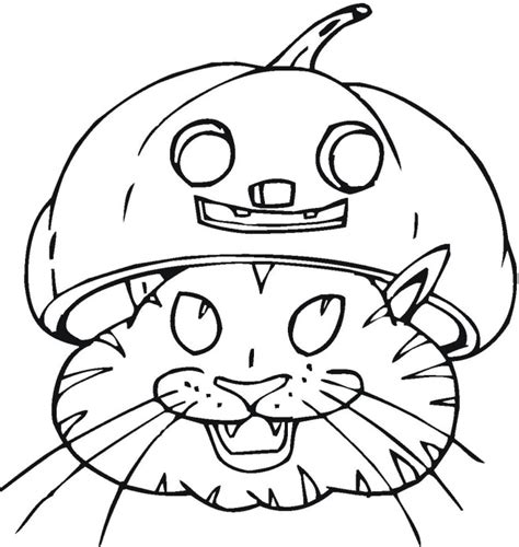 halloween cat coloring pages to print black cat halloween coloring pages