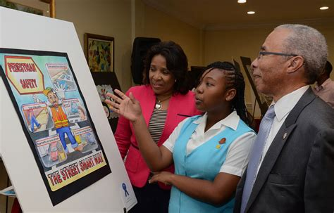 joy  nrsc poster competition winners jamaica