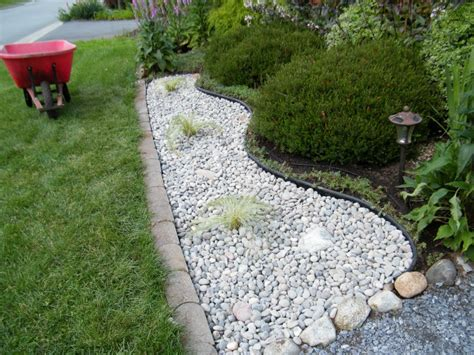 River Rock Landscaping Pictures River Rock Landscaping Pictures And Ideas