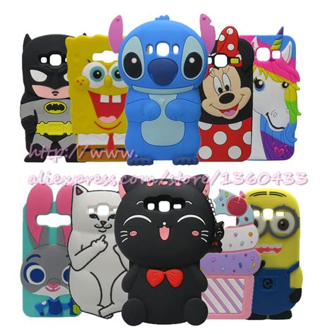 Silicon Casing Hardcase 3d Samsung A5 E5 J5 3d soft silicone mobile phone bags cover for samsung galaxy a5 e5 j5 j500 a500