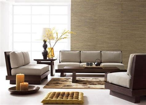 Zen Living Room Furniture Sets Pieces 26 Serene Japanese Living Room D 233 Cor Ideas Digsdigs
