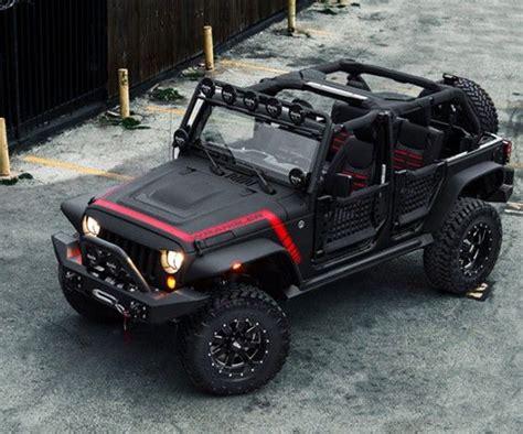 starwood motors el diablo custom jeep wrangler man