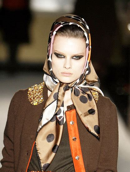 Oasis Catwalk Preview by Vintage Labels Paul Smith Yet Another Silk Scarf