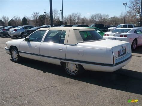 1995 cadillac concours 1995 white cadillac concours 46455715