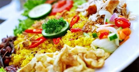 membuat nasi kuning lezat cara membuat nasi kuning yang gurih dan lezat ilmu