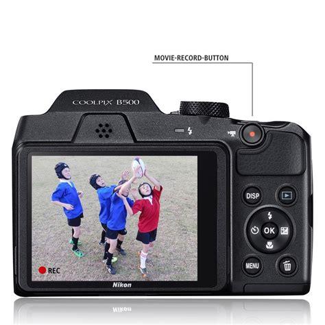 Kamera Nikon B500 nikon coolpix b500 kamera schwarz de kamera