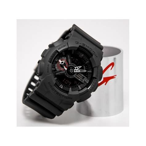 Casio G Shock Ga 110mb 1adr g shock ga 110mb 1 black