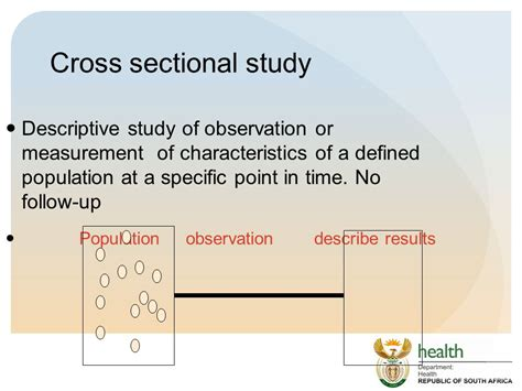 Characteristics Of Cross Sectional Study evidence based medicine and clinical practice ppt