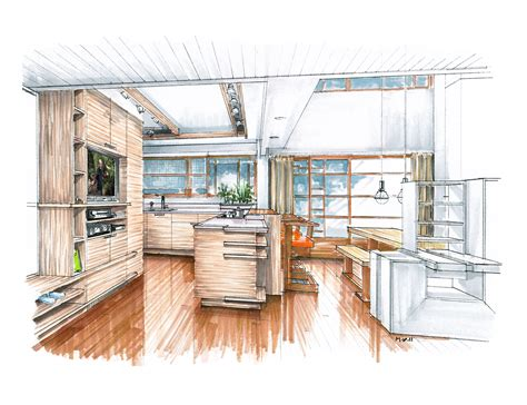Kitchen Cabinet Colors Ideas House Interior Design Sketches Fashion Living Room Nice
