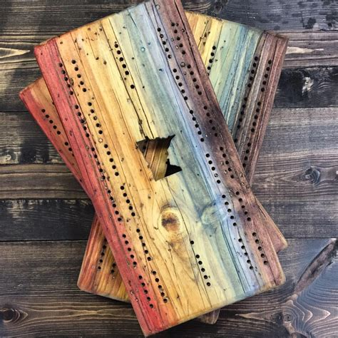 Crib Boards by Mn Or Wi Cribbage Board
