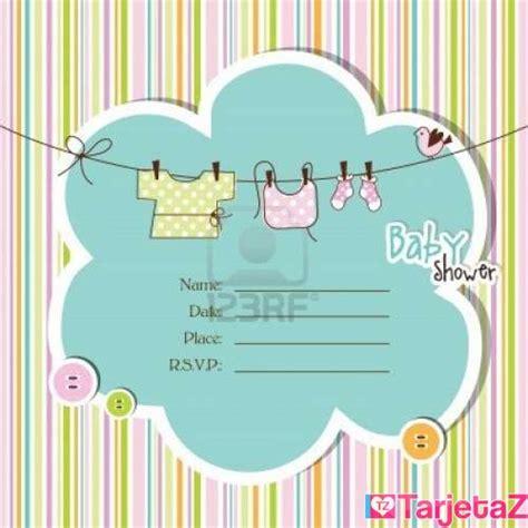 tarjetas de invitacion para imprimir baby shower gratis tarjetas para baby shower tarjetaz