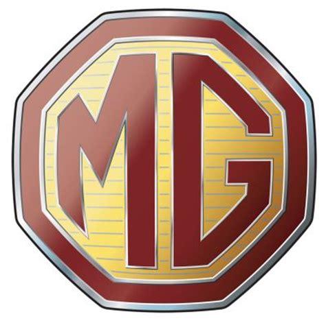 Cool Garages Mg Logo Car Humor