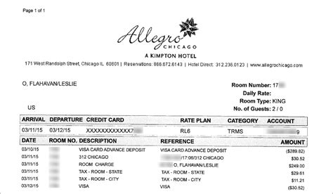 Plan Room Online hotel allegro get your customer service act together