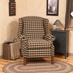 Slipcover Wingback Reclining Classic Wingback Chair Irvin S Country Tinware