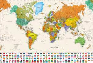 Map Or World by World Maps Sage