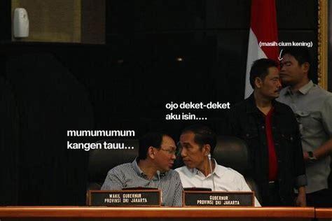 film lucu jokowi dan prabowo new foto kartun ahok ahok