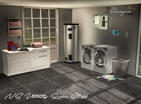room stuff sims 4 designs ns utility room stuff sims 4 downloads