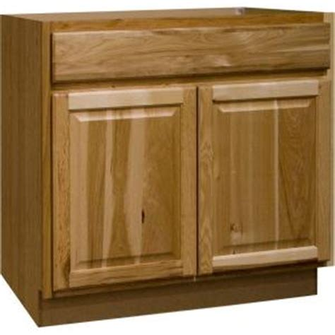 home depot hickory cabinets hton bay hton assembled 36x34 5x24 in base kitchen