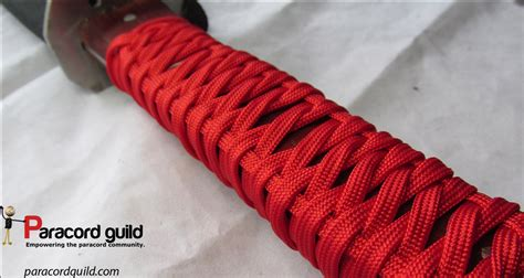 knife wrap pattern paracord wrapping patterns images