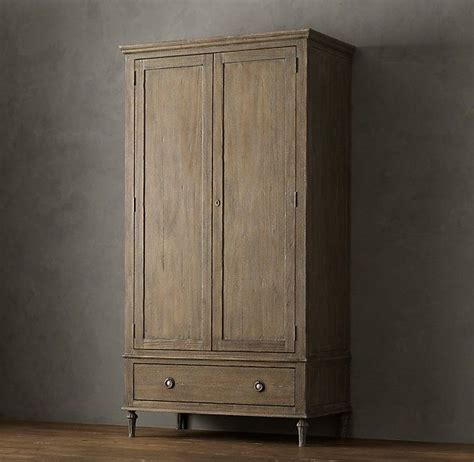 restoration hardware armoire 17 best images about armoires on pinterest furniture