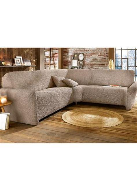 copridivani per divani ad angolo copridivano angolare naturale euronova
