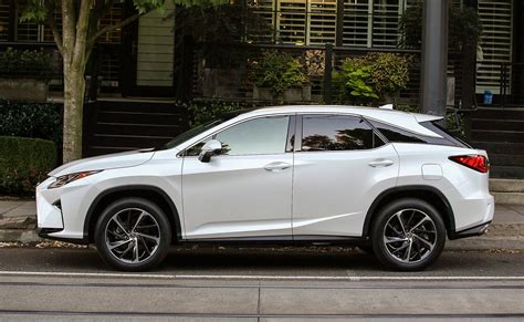 lexus rx l 7 seater to production prototypes